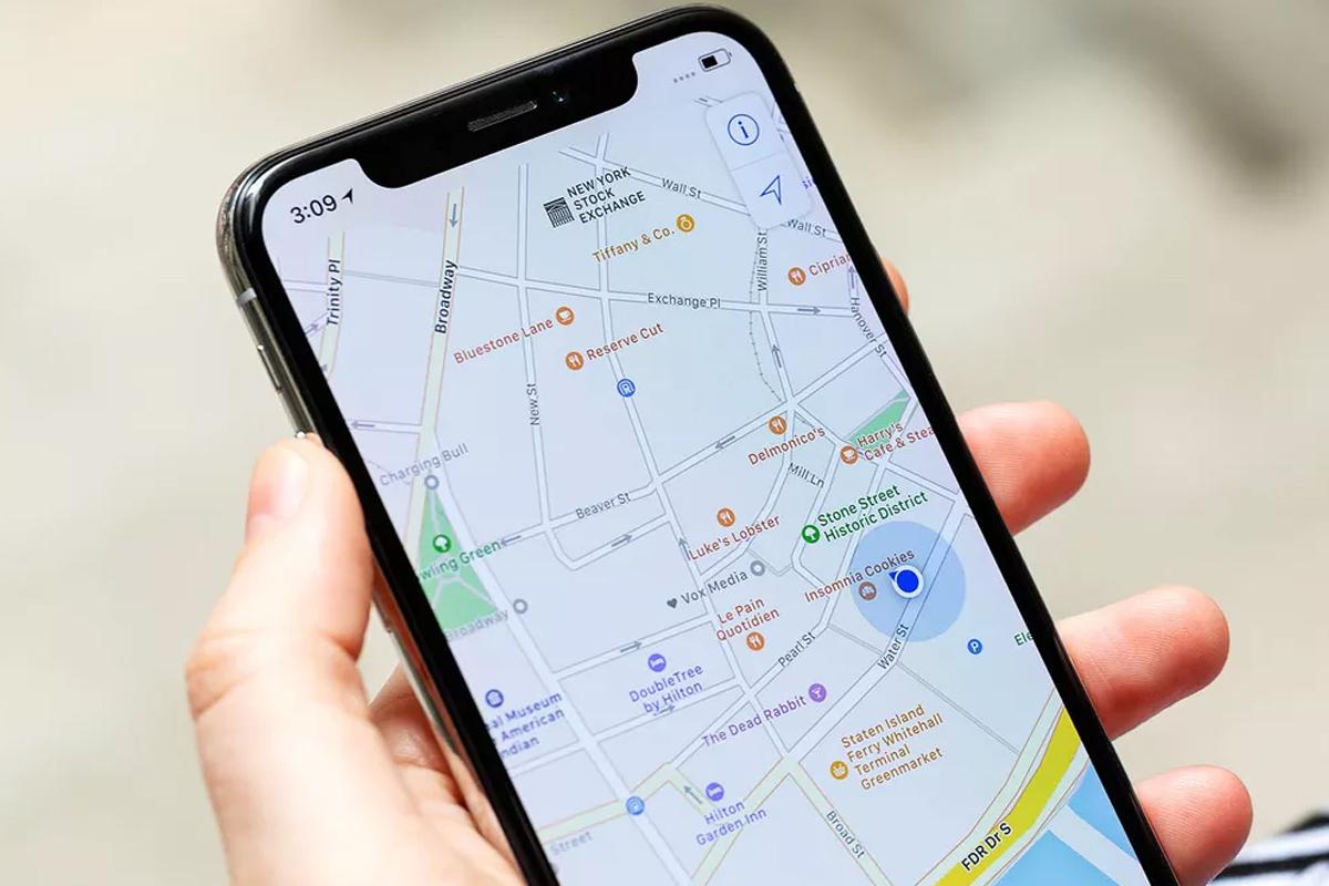 Google Maps se ha convertido en la app para poder conocer el estado del tráfico. (Foto: AFP)