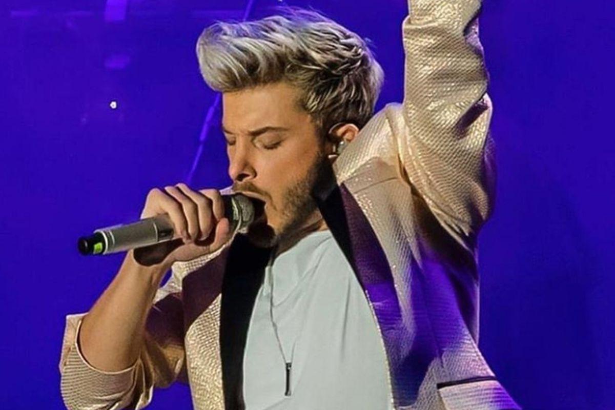 Fue elegido por selección interna como representante de España en el Festival de Eurovisión. (Foto: Instagram)