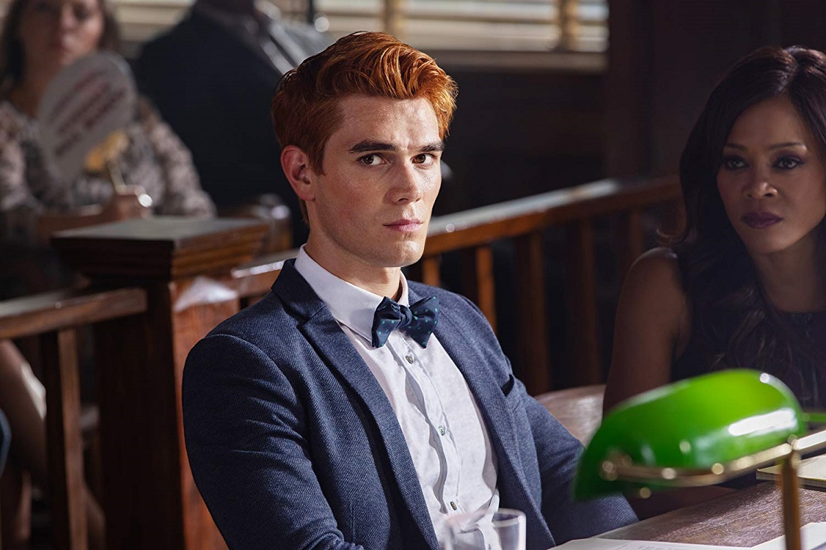 K.J. Apa interpreta a Archie Andrews en Riverdale (Foto: The CW)