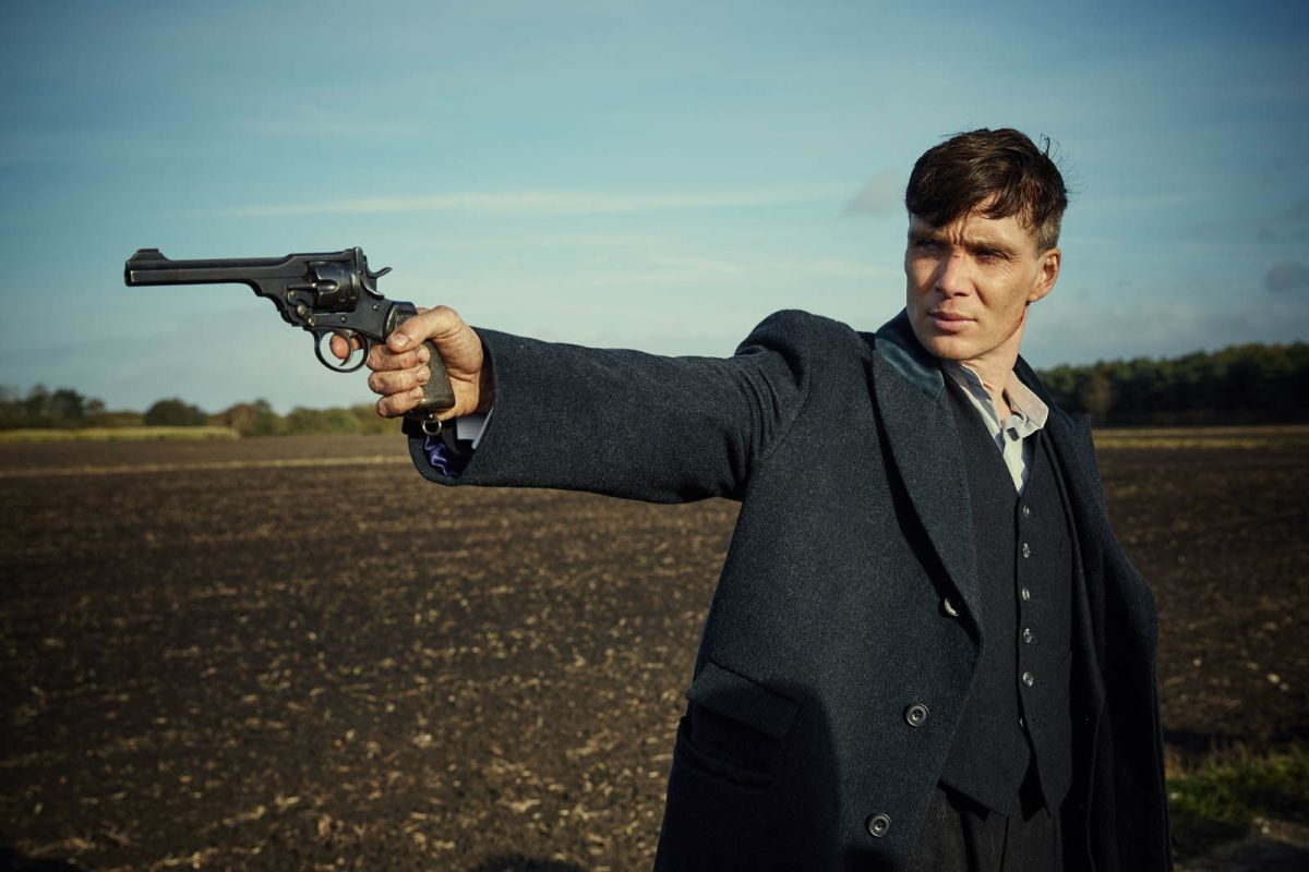 Cillian Murphy interpreta a Thomas Shelby. (Foto: BBC)