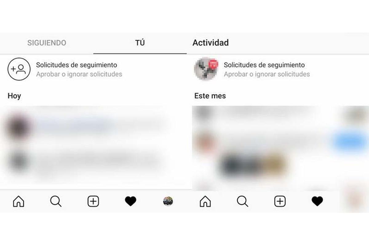 Este es el cambio que da Instagram en su sección
