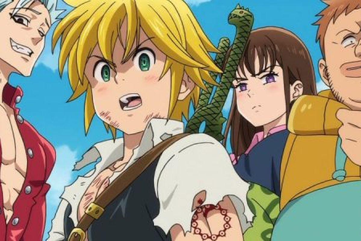 Es una serie de animación basada en la historia escrita e ilustrada por Nakaba Suzuki. (Foto: Studio DEEN)