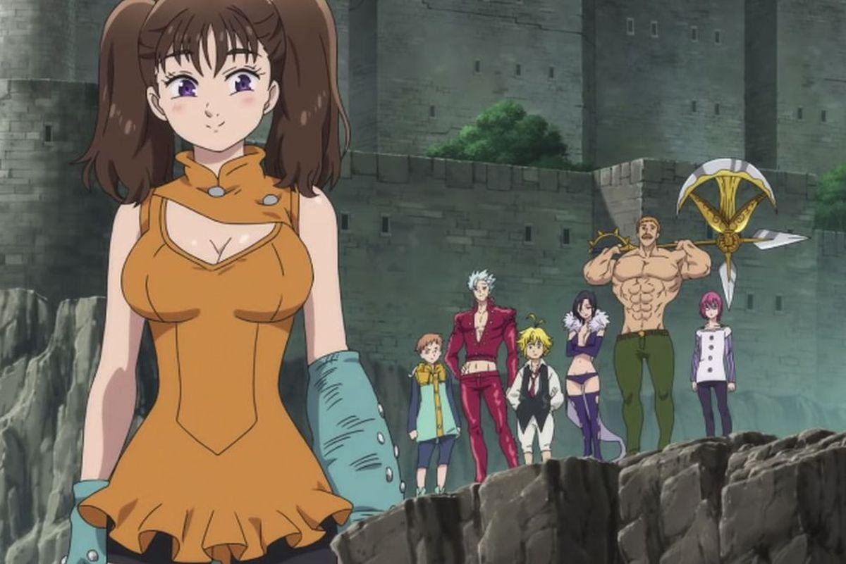 Seven Deadly Sins Wrath of the Gods Nanatsu no Taizai Capítulo 1 Temporada 3 desde el 9 de octubre en Japón. (Foto: @7_taizai)