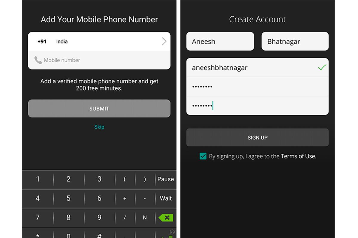 Existe una aplicación llamada Primos con el que puedes realizarlo. (Foto: WhatsApp)