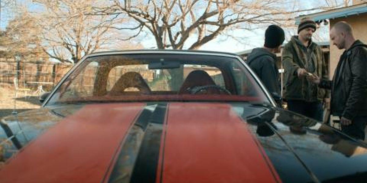 El 1978 Chevrolet El Camino de
