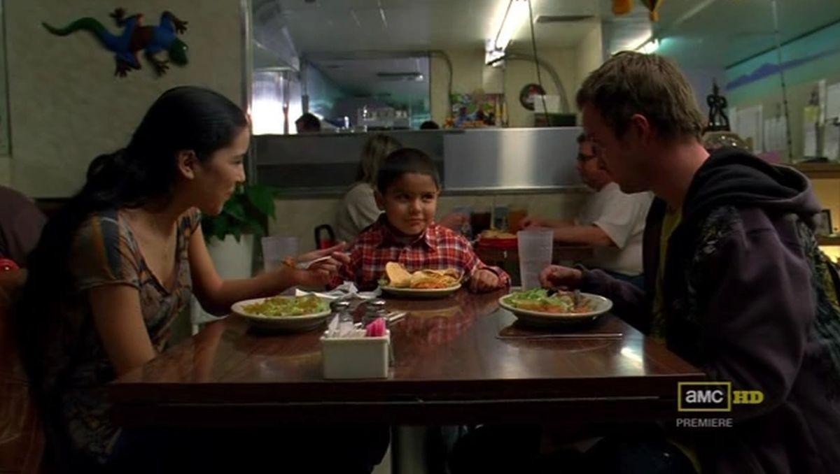 El pequeño, Brock se convierte en un motivo de seguir con vida para Jesse Pinkman. (Foto: Netflix)
