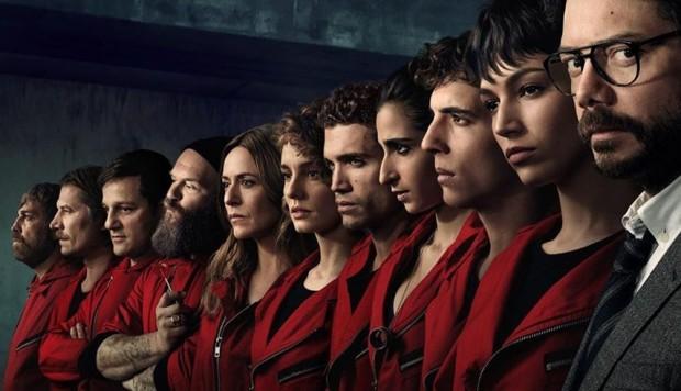 """¿Quiénes estarán en quinta tempoarad de """"La casa de papel""""? (Foto: Netflix)"""