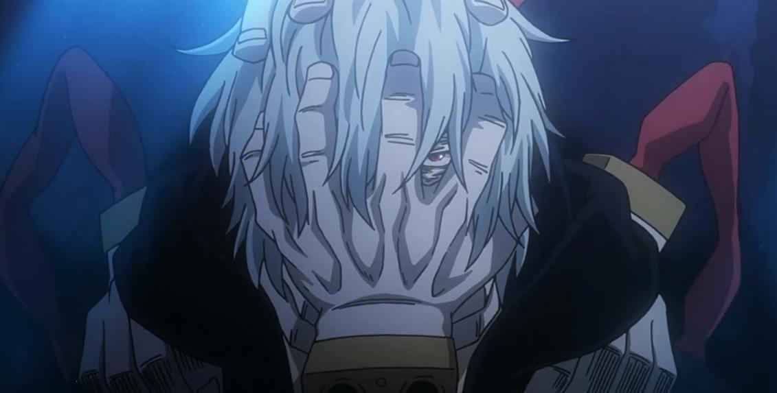 En el capítulo 2 hará presencia Shigaraki, el ahora líder de la 'Liga de los Villanos' (Foto: Studio Bones)