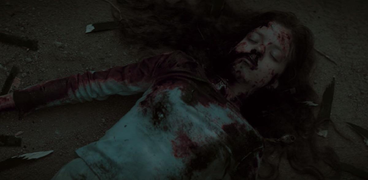 La bruja se apoderó del cuerpo de su nieta y sembró la maldad en ella (Foto: Sony Pictures)