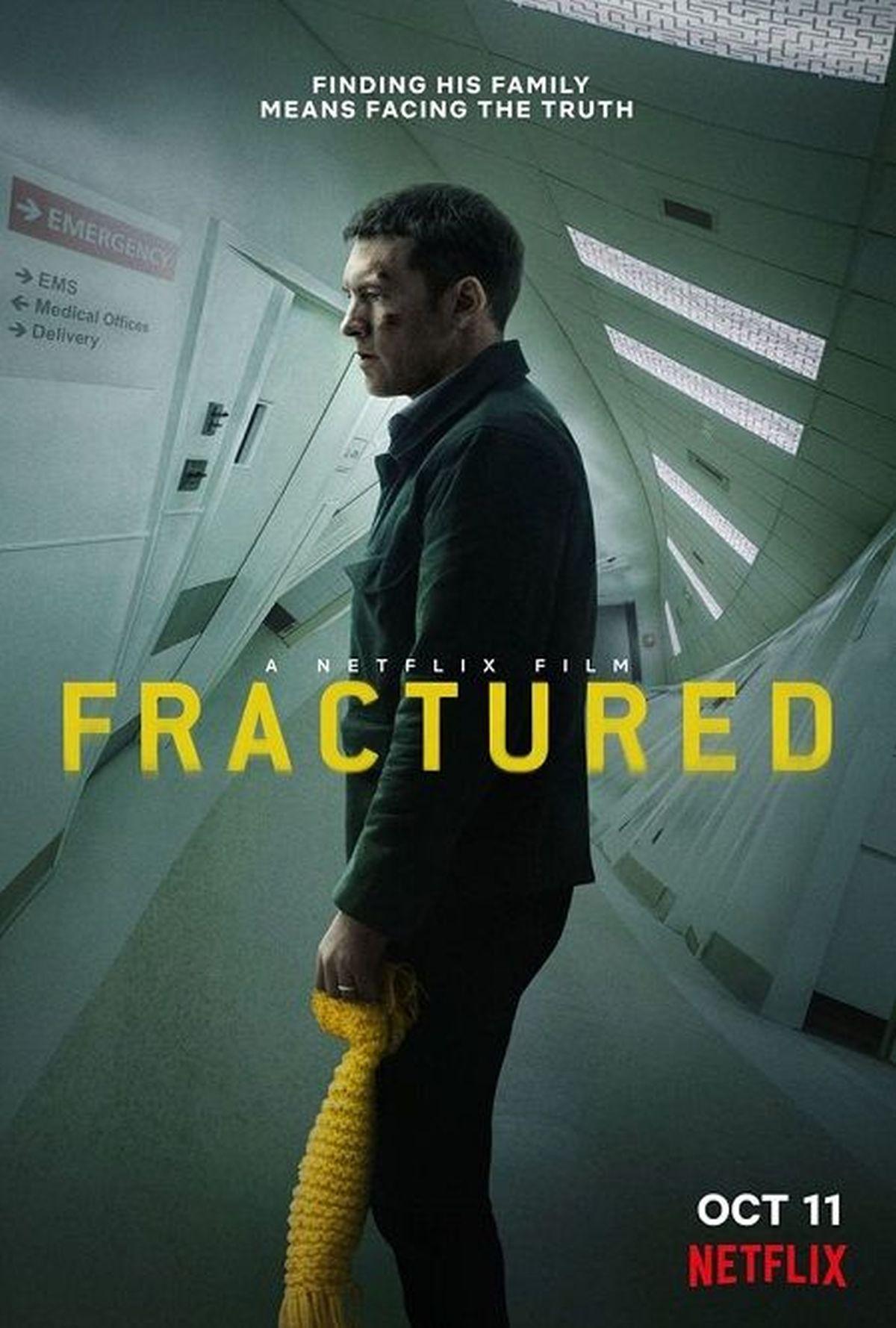 Fractura es la nueva película de suspenso de Netflix. (Foto: Netflix)