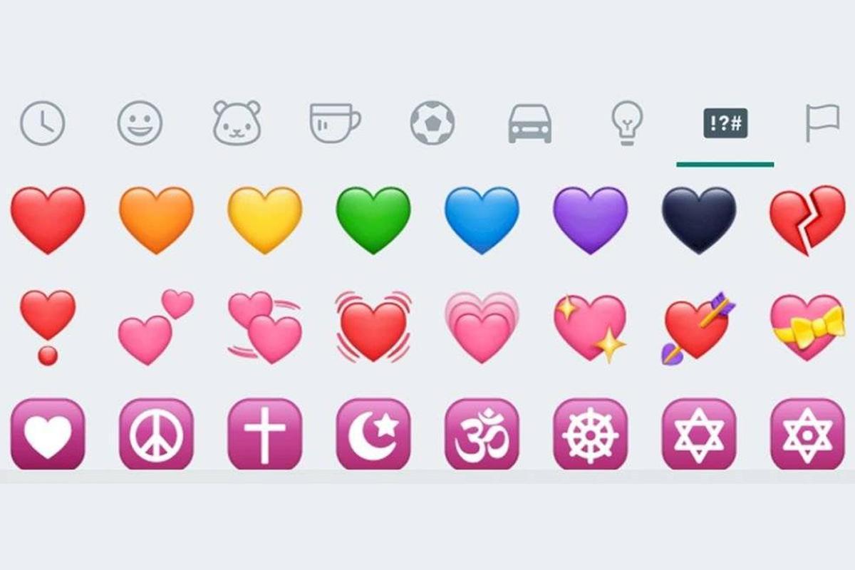 WhatsApp cuenta con más de 10 emojis en su plataforma. (Foto: WhatsApp)
