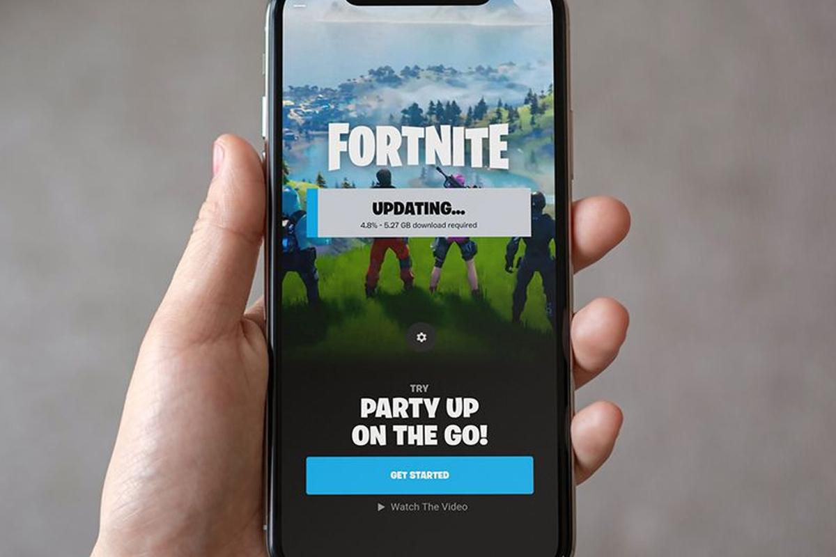 De esta forma podrás jugar Fortnite en tu dispositivo no compatible. (Foto: Captura)