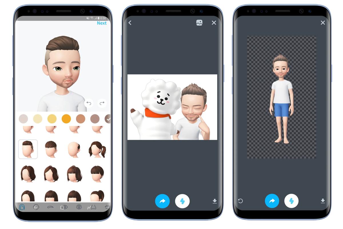 ZEPETO es la aplicación que te permite crear memojis para WhatsApp en Android. (Foto: Google)