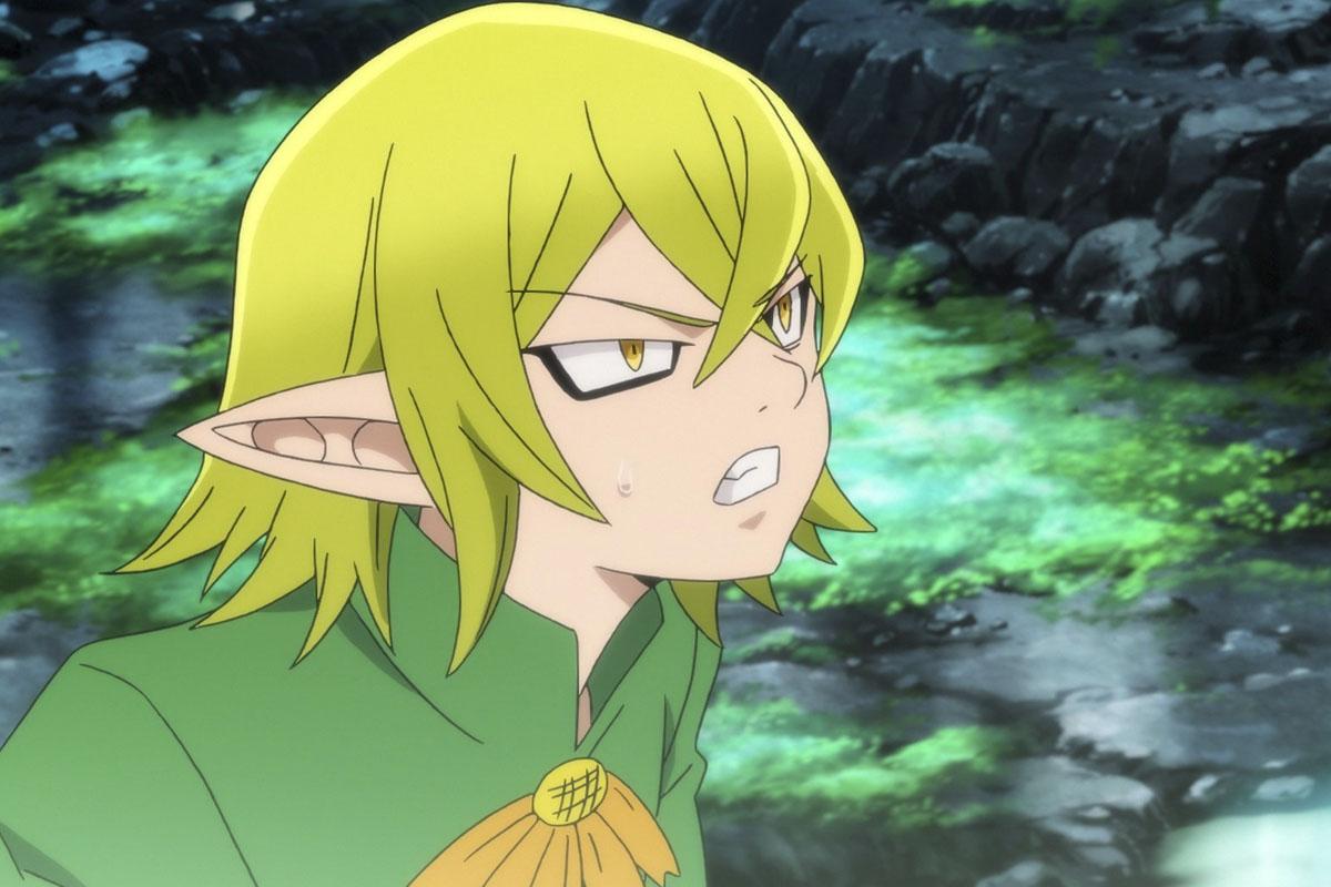 Helbram también apareció en el episodio y se enfrentó al Gloxinia (Foto: 7-Taizai.net)