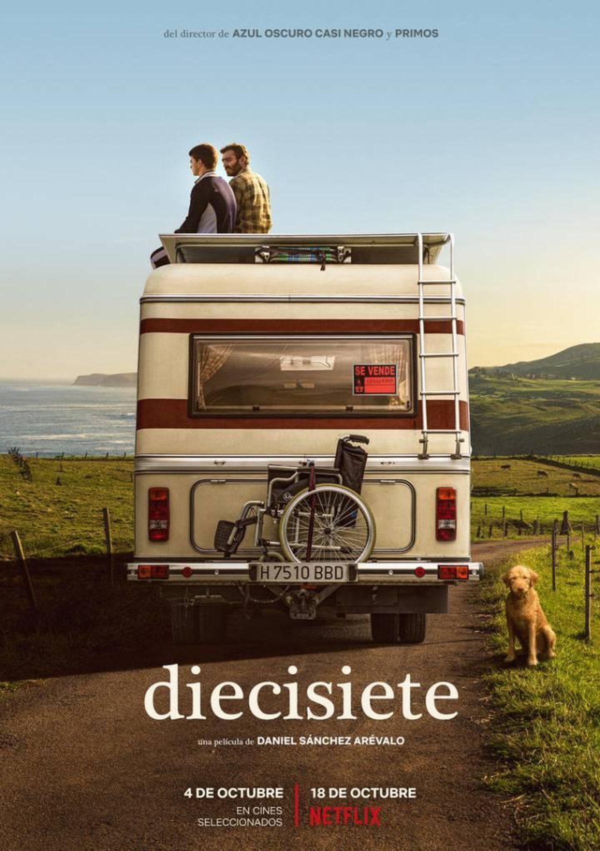 La película se estrenó este año. (Foto: Netflix)