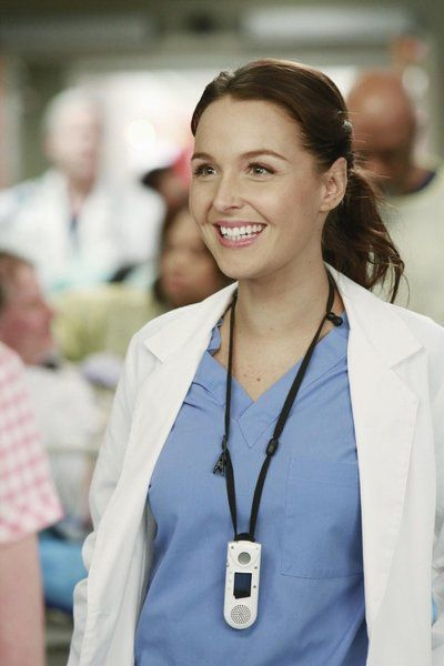 "Camilla Luddington en ""Grey's Anatomy"". Foto:ABC"