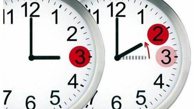 El cambio de hora de octubre del 2019 se producirá en la madrugada del sábado 26 al domingo 27. Foto: AP