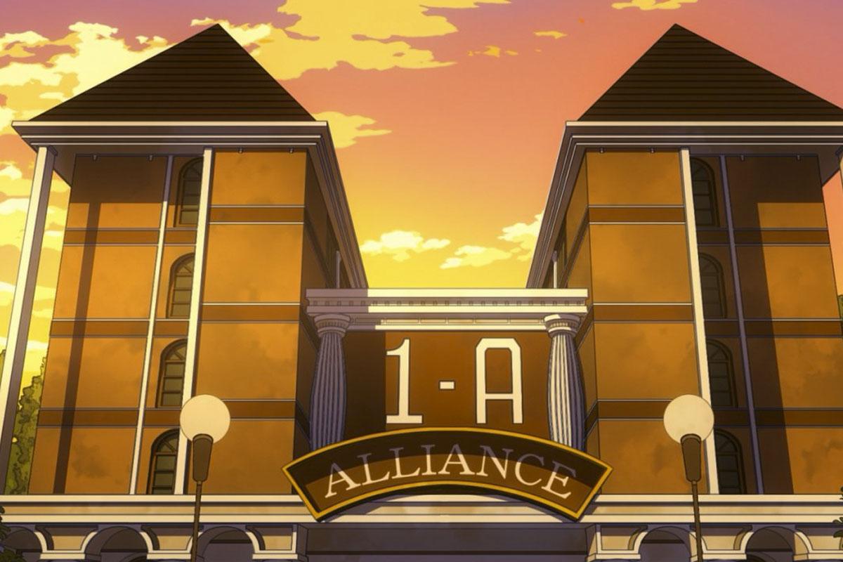 Todos se alegran de que Midoriya finalmente entre a la compañía de Sir Nighteye (Foto: Toho Animation)