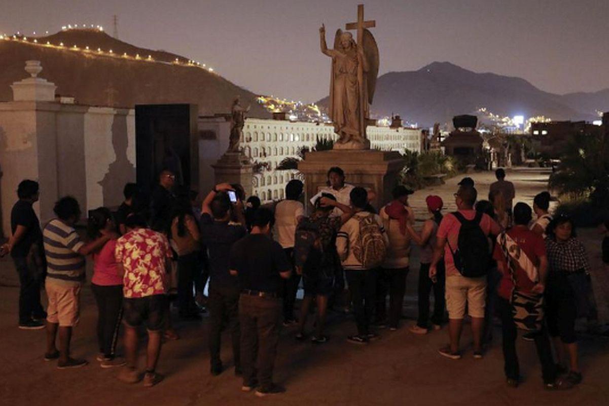 Los cementerios El Ángel y Presbítero Maestro abren sus puertas en estas fechas. (Foto: Beneficencia de Lima)