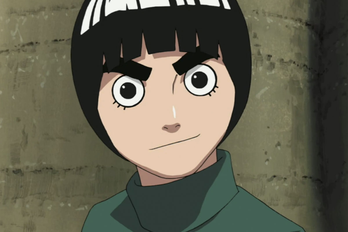 ROCK LEE (Foto: cho-animedia)