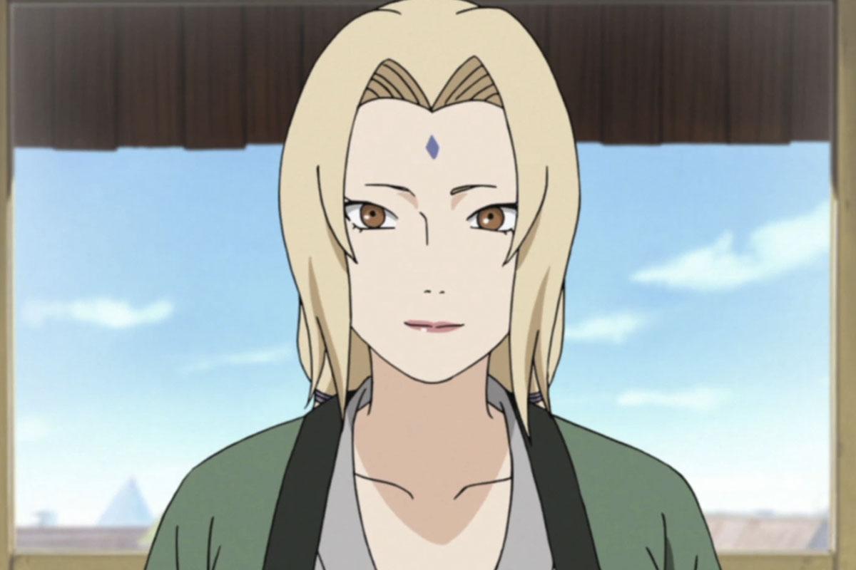 TSUNADE (Foto: cho-animedia)