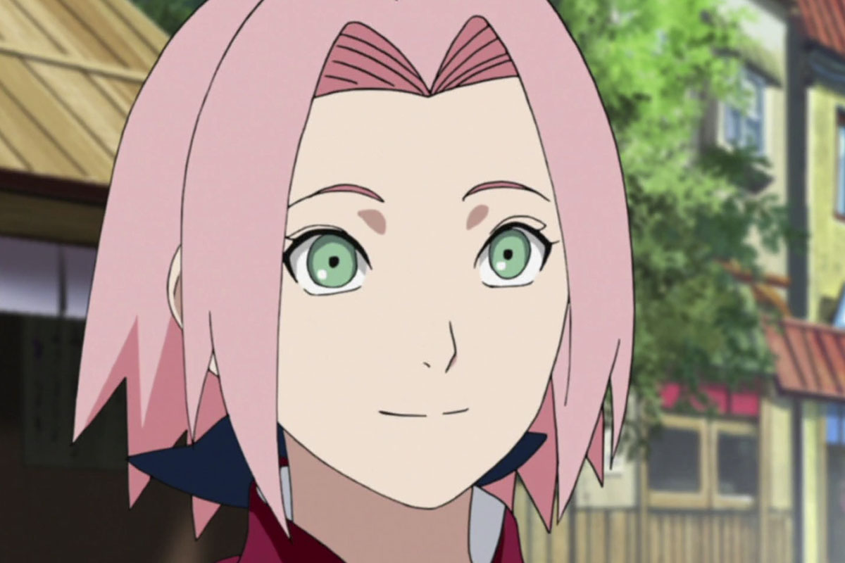 SAKURA (Foto: cho-animedia)