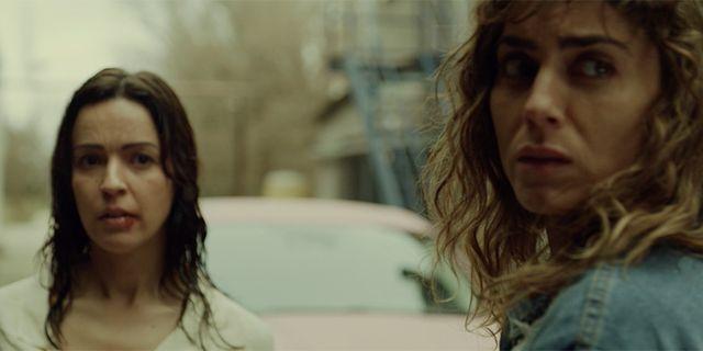Verónica Sánchez e Irene Arcos se unirán más en esta segunda temporada. Foto: Movistar+
