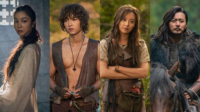 """La cadena tvN se pronunció sobre una segunda temporada de """"Arthdal Chronicles"""". Foto: Netflix"""