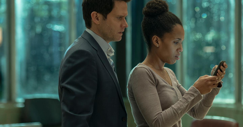 Scott y Kendra no saben qué le pasó a su hijo Jamal (Foto: Netflix)