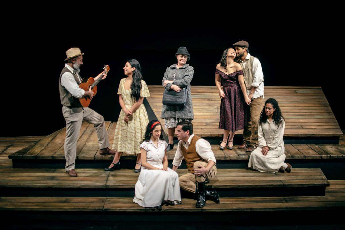 La versión y dirección de este nuevo montaje de este clásico de la dramaturgia mundial es de Alberto Isola. (Foto: Teatro de la Universidad del Pacífico)