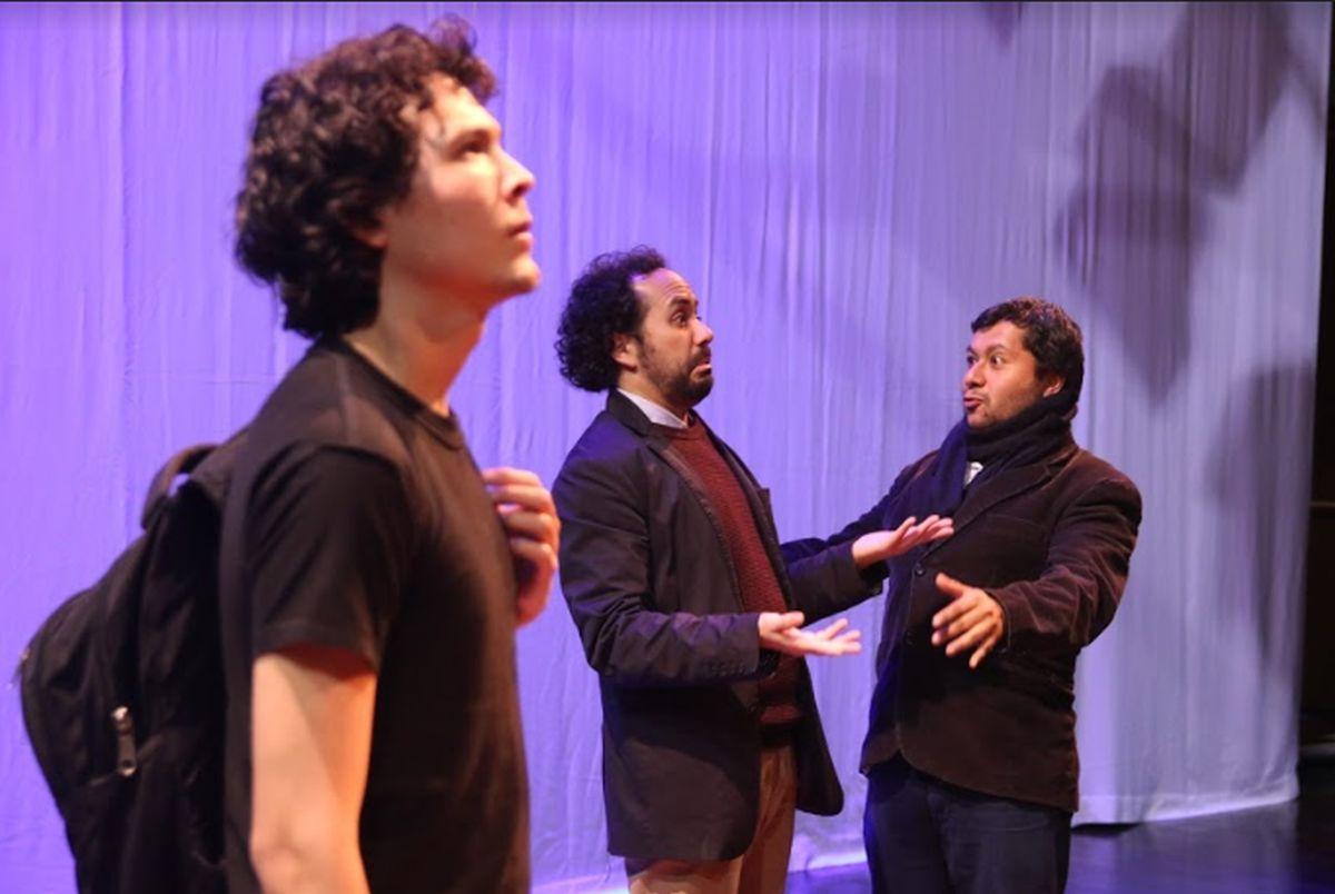 Raúl Castagneto, Gianfranco Medina y Renato Pantigozo protagonizan la historia. (Foto: D Producciones )