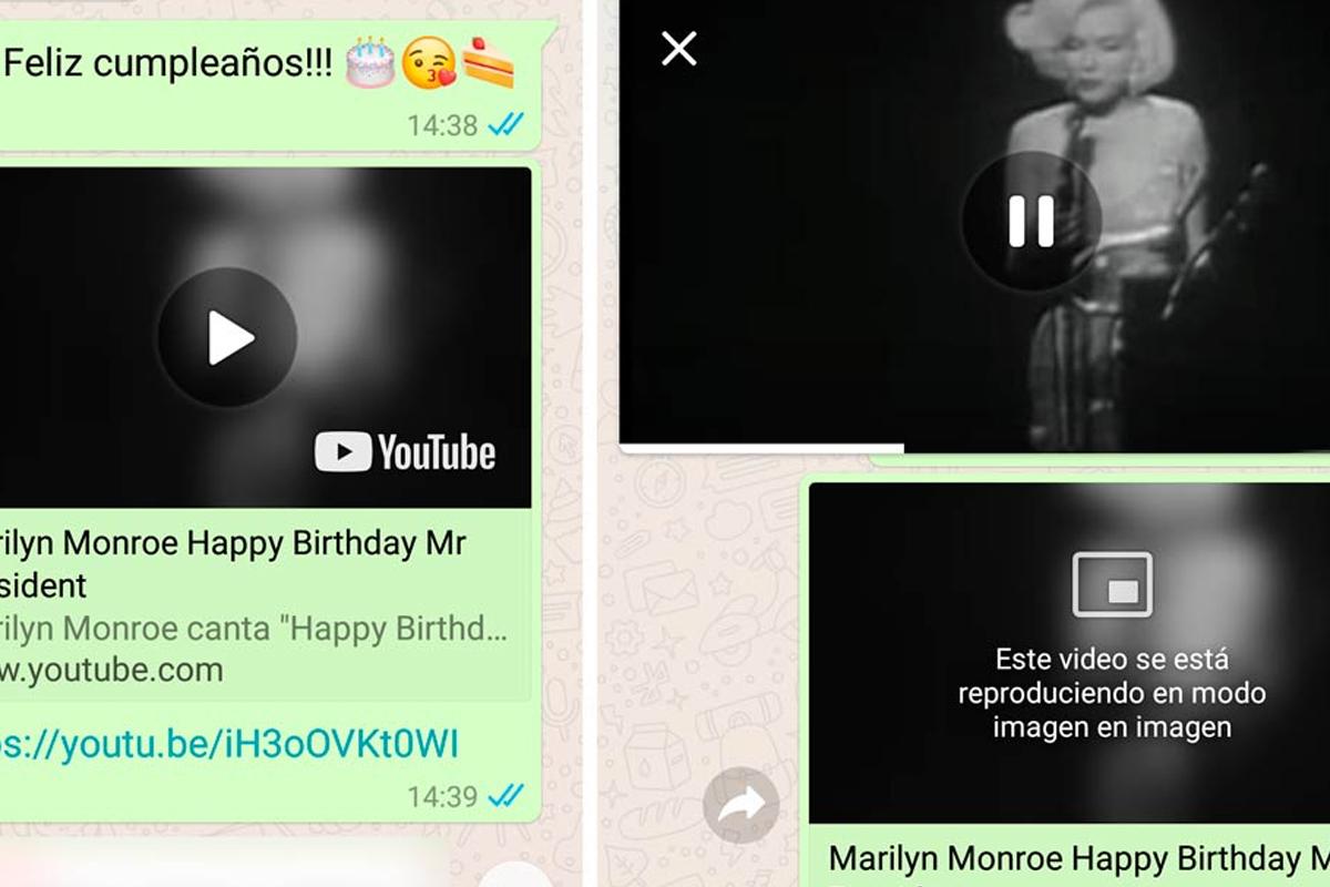 Muchas operadoras no brindan YouTube gratis y, como consecuencia, terminan por descargastar de tu saldo si abra un video en WhatsApp.