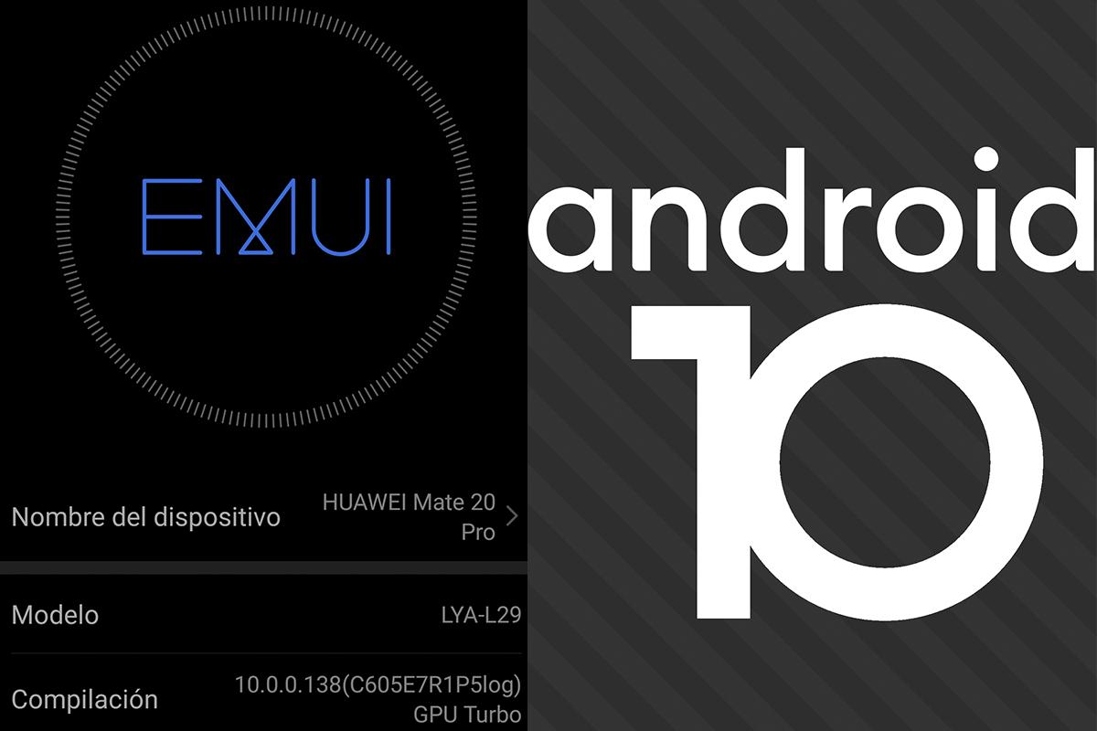 De esta forma te puedes apuntar a la beta de Android 10 en Huawei. (Foto: Captura)
