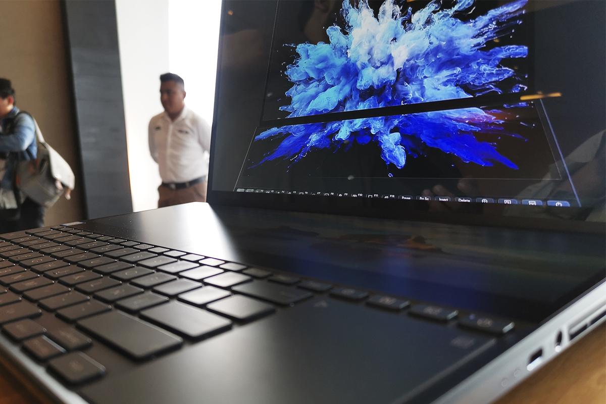 Las pantallas vienen con resolución en 4K. (Foto: La Prensa)