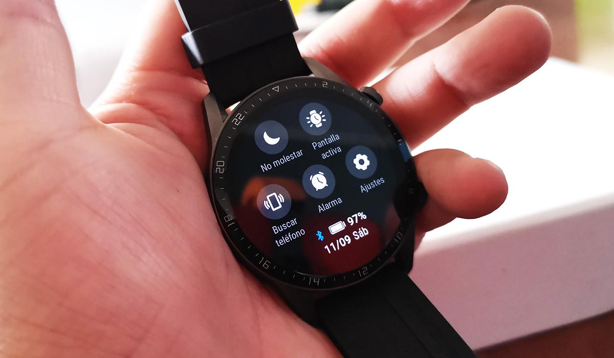 Puedes activar diversas funciones dentro del reloj inteligente. (Foto: La Prensa)