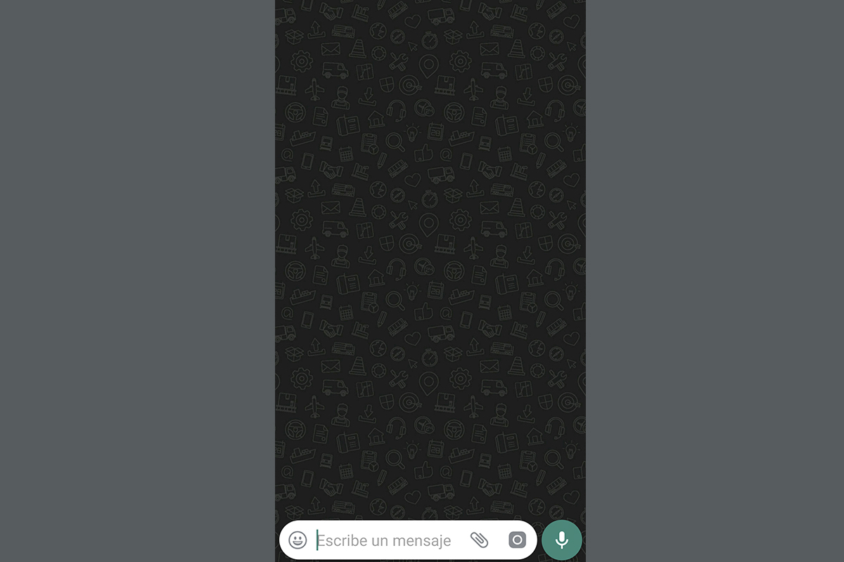 Así es el fondo de pantalla del