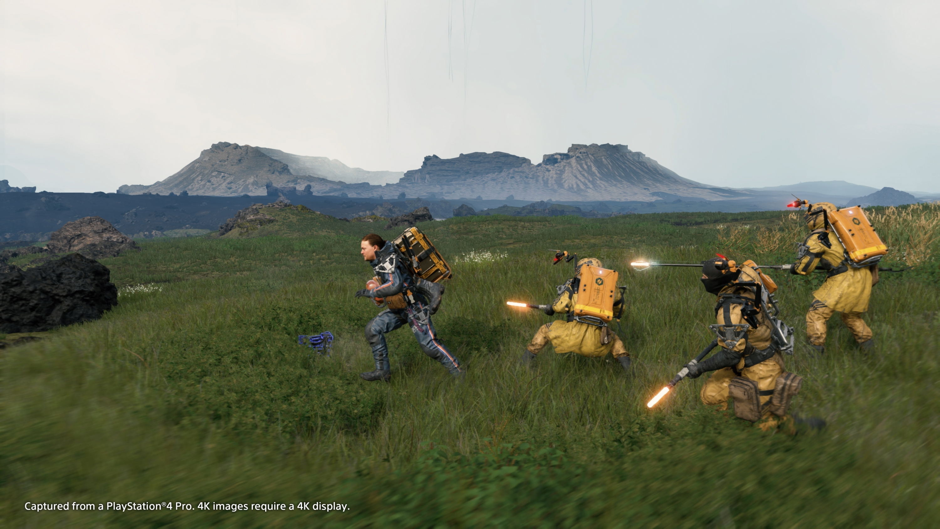 Death Stranding es el segundo lanzamiento exclusivo para PlayStation del 2019. (Foto: PlayStation)