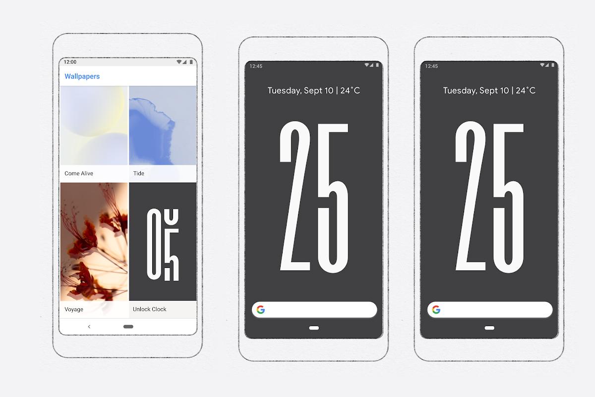 Se llama Unlock Clock y ha sido creada por Google. (Foto: Captura)
