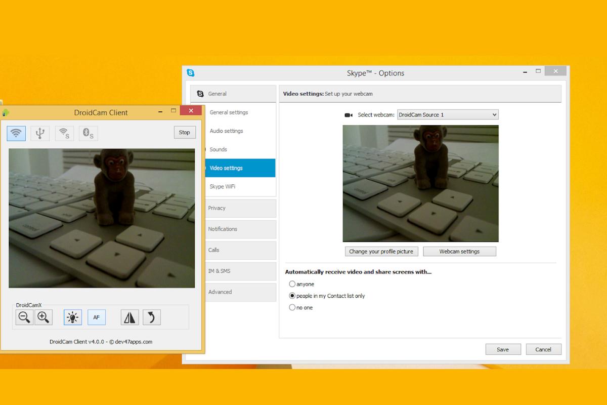 También deberás instalar DroidCamApp en tu PC. (Foto: Captura)