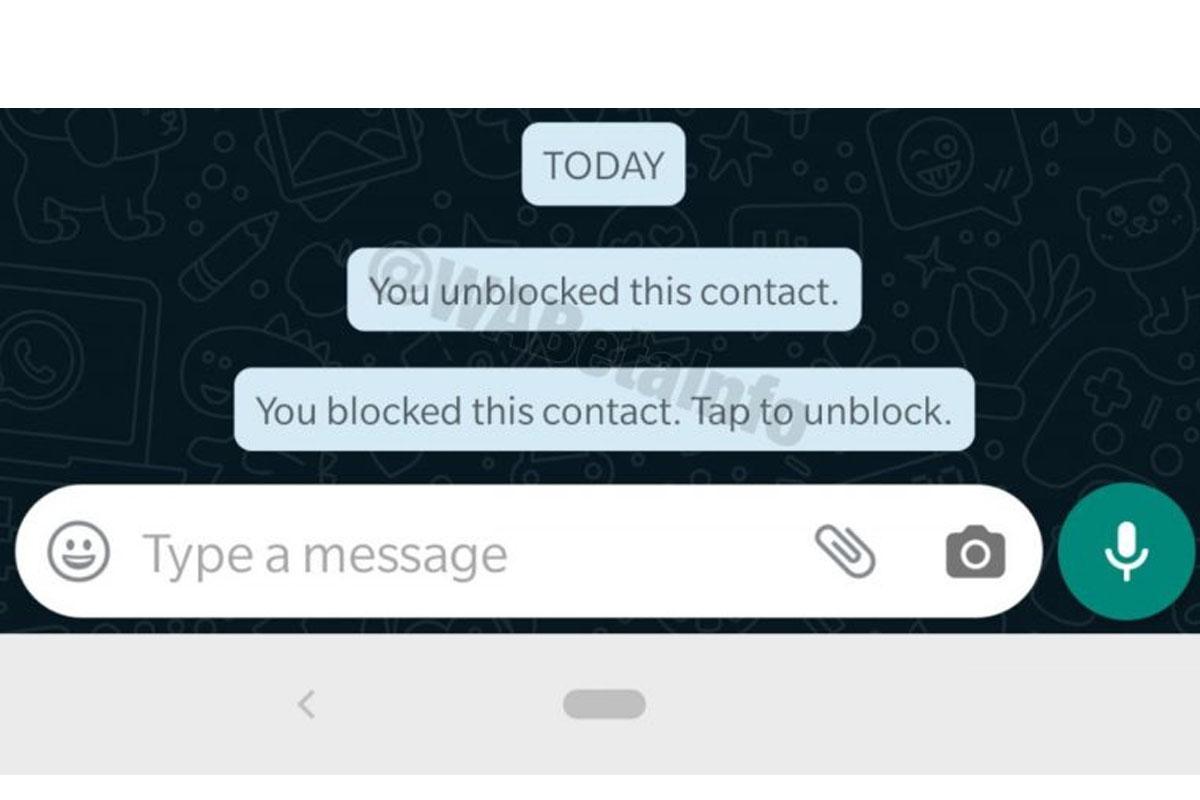 Esta es la nueva función de WhatsApp que empezará a mostrarse en la próxima actualización. (Foto: WABeta Info)