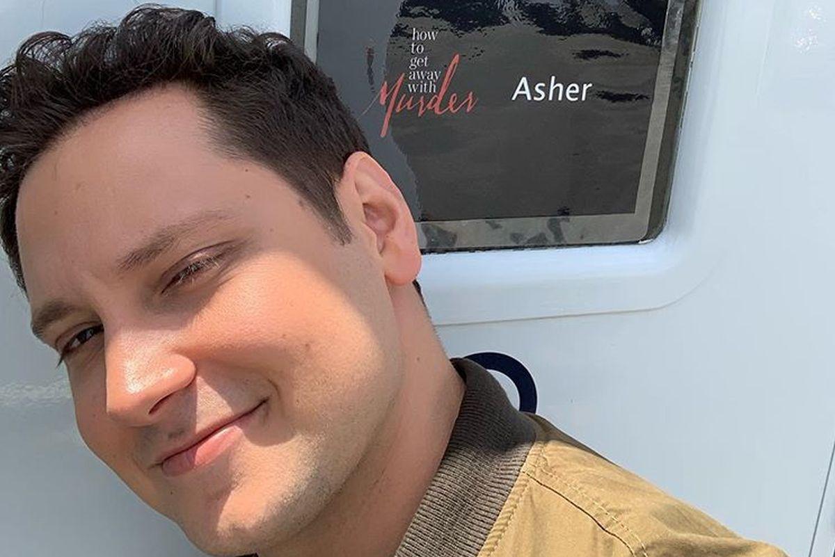 El actor Matt McGorry dijo que grabar la muerte de Asher fue un momento muy emotivo. (Foto: Instagram HTGAWM)