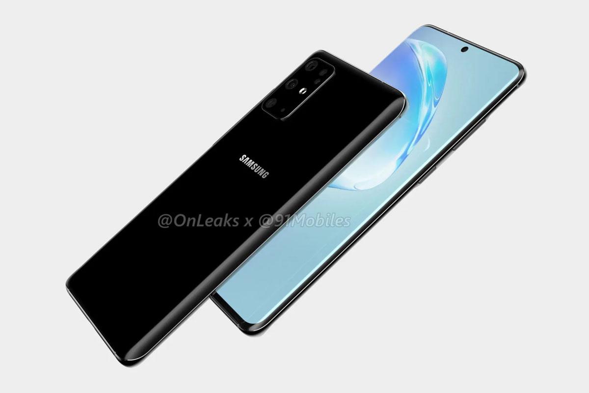 Así luciría el futuro Samsung Galaxy S11. ¿Te gusta? (Foto: OnLeaks)