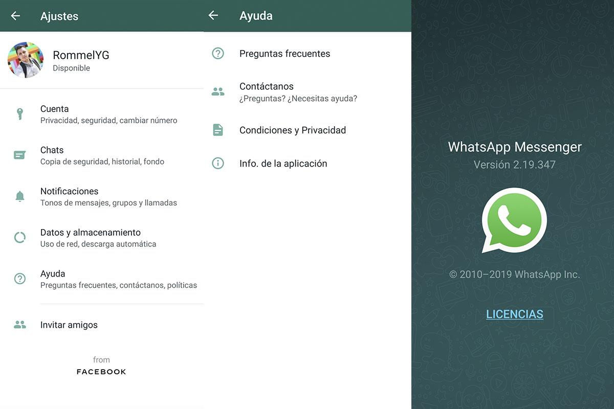 De esta forma podrás saber si la versión de WhatsApp es segura o no. (Foto: WhatsApp)