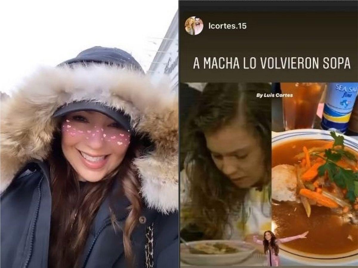 Thalía celebró su aniversario y no dudó en compartir divertidos 'memes' en su cuenta. (Foto: Instagram)