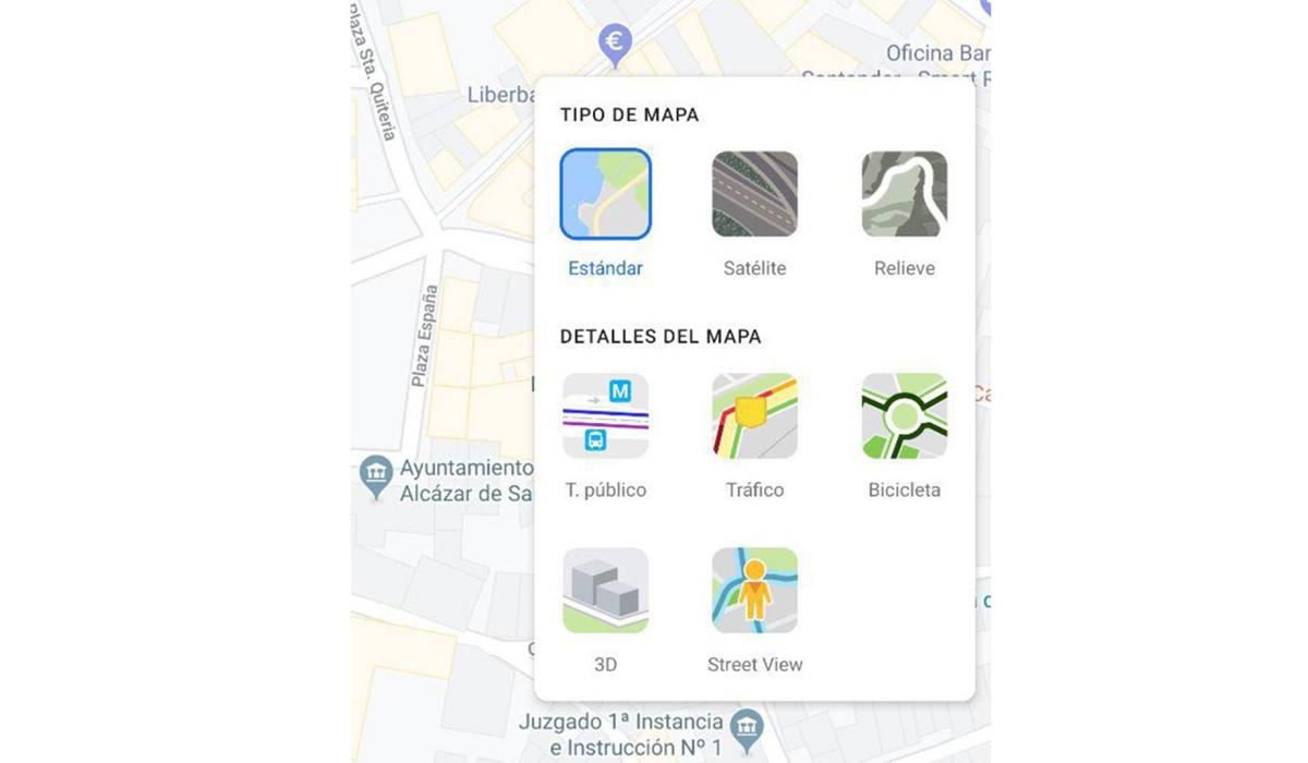 Así luce la nueva función de Google Maps que te dice cuáles son las calles más seguras. (Foto: Google)