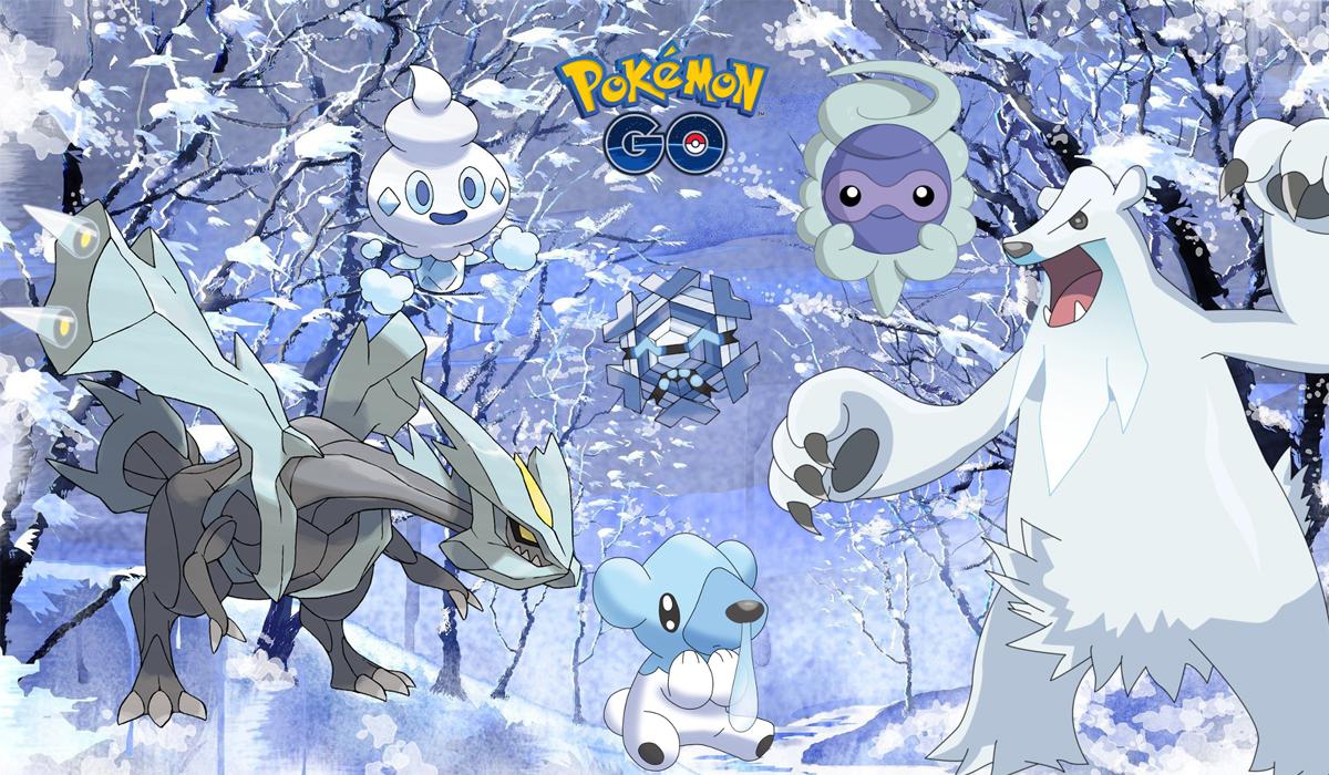 Se espera que más Pokémon de la región Teselia aparezcan en Navidad. (Foto: Nintendo)