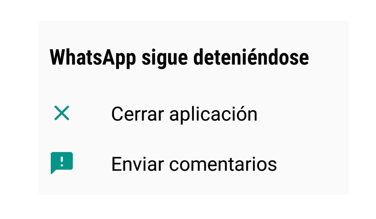 Muchos se han quedado sin poder abrir WhatsApp hasta una próxima actualización. (Foto: WhatsApp)