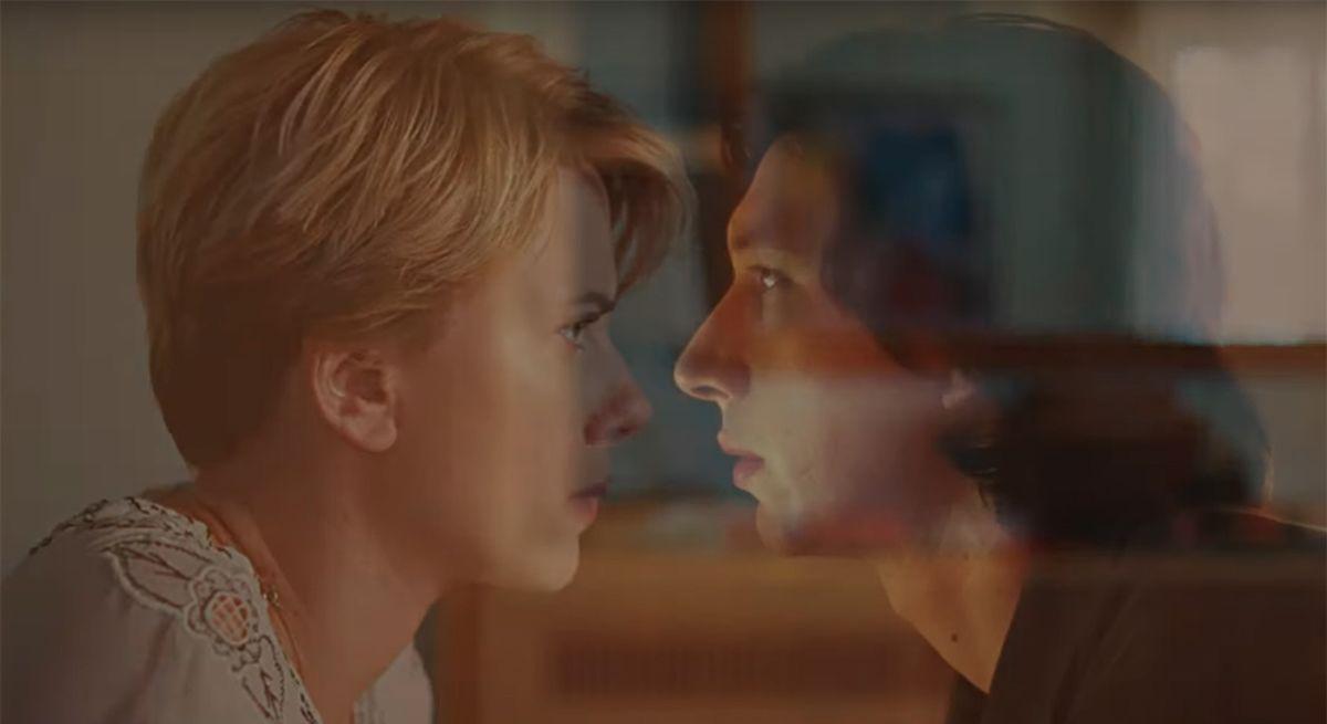 """""""Marriage Story"""" es la nueva apuesta de Netflix dirigida por Noah Baumbach y protagonizada por  Scarlett Johansson y Adam Driver (Foto: Netflix)"""