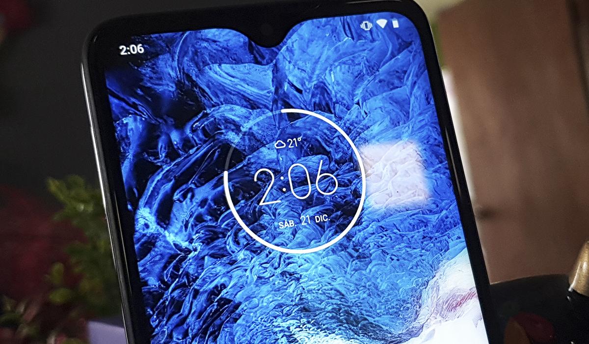 El Motorola One Macro cuenta con un procesador Mediatek P70.