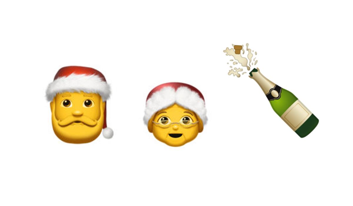 ¿Cuál de todos los emojis vas a compartir por Navidad 2019?